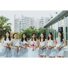 Bridesmaids designs by #ArmoireApparel