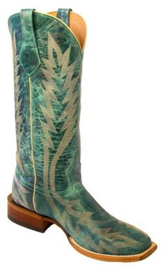9dd6bceb2ff2 Johnny Ringo Turquoise Embroidered Cowgirl Boots - Square Toe - Sheplers  Cowboy Boots Women