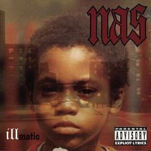 Illmatic! Another must have. This was no teenage love affair. Hip hop is my true love, my one & only.