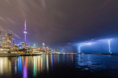 2015 was a banner year in Toronto, and there's loads of excellent photos to prove it. Toronto City, Downtown Toronto, Toronto Canada, Cool Photos, Amazing Photos, Pictures Of You, Cn Tower, Ontario, Around The Worlds