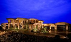 Vantage Pointe Residence by Sun West Custom Homes