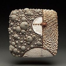 Ceramic Wall Art by Christopher Gryder.