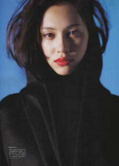 Kiko Mizuhara, for VOGUE Japan