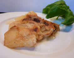 #Kartoffelgratin, lecker und knusprig #Rezept auf meinem Blog