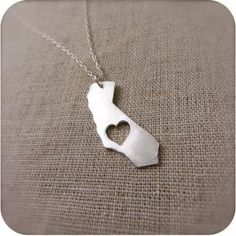 California Love- great gift for a friend who moves away <3 's always in Cali  I so have to get one of these !!!