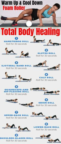 Foam Roller Stretches, Back Roller Exercises, Yoga Foam Roller, Foto Website, Benefits Of Foam Rolling, Roller Workout, Total Body, Weight Training, Workout Exercises