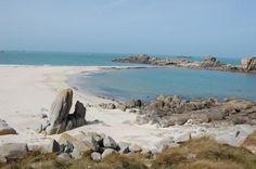 location appartement bord de mer accès direct plage bretagne