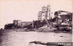 Saint Gregory of Nyssa, Trebizond, Trabzon Pictures Of Turkeys, Old Pictures, Paris Skyline, New York Skyline, Saint Gregory, Ottoman Empire, Alps, Taj Mahal, Cathedral