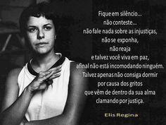 Elis Regina.