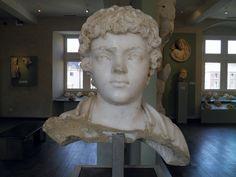 Caracalla enfant, vers 198, MSR, Musée Saint-Raymond, Villa romaine de Chiragan, Musée des Antiques de Toulouse