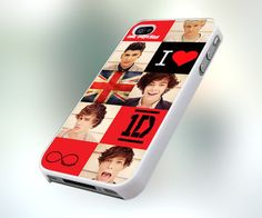One direction lover design for iphone 4 or case / cover mobilefun One Direction Merch, One Direction Imagines, I Love One Direction, 1d Imagines, Iphone 4, Iphone Cases, Tablet Cases, Ipod, Phone Gadgets