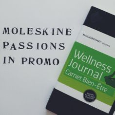 #Moleskine #passions in promo on line