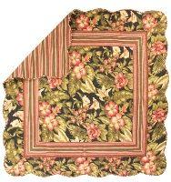Hibiscus Reversible Quilt
