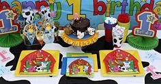 I'm needing 1st Birthday Party Ideas