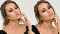 Seductive and Smokey Eye Makeup Tutorial | Charlotte Tilbury's The Dolce Vita Look - YouTube