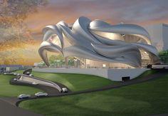 Performance Center Alexanderhoehe | Iserlohn | Germany | B + U #architecture ☮k☮