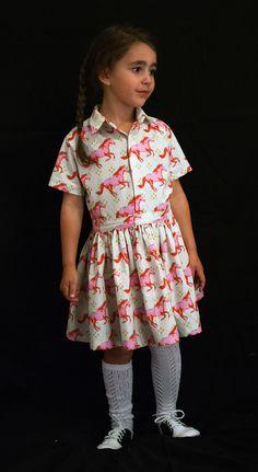 petitapetitandfamily.com: shirt dress (inspiratie)