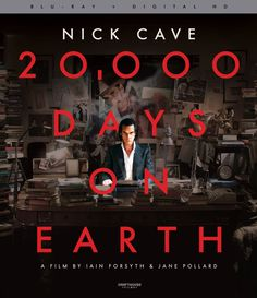 20,000 Days on Earth. Reviewed at AndersonVision. Drafthouse Films.