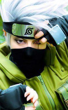Hatake Kakashi - Naruto cosplay