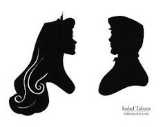 prince charming silhouette - Google Search