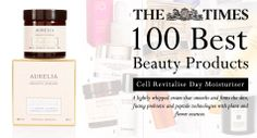 We are absolutely thrilled that our Cell Revitalise Day Moisturiser was picked as one of the The Times Magazine's Top 100 Beauty Products! Over the moon to recieve such high recognition! Our Day Moisturiser adds radiance, hydration and evens skin tone and is the perfect base for make up xx