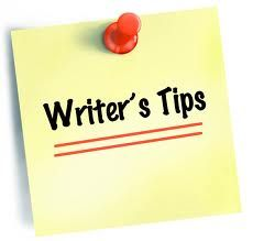 Writer Tips Archives