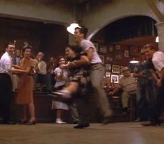 A League of Their Own has got that swing (1992) | The 101 Best Movie Dance Routines Of The Last 35 Years