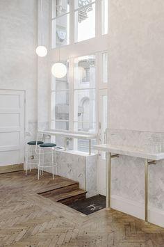 Royal Exchange Grind in London by Biasol Design Studio.