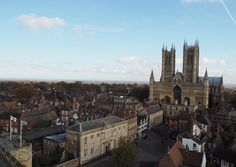 Ready for another day trip? Here am again, rambling on about another city break… but… City Break, Up Styles, Day Trip, Lincoln, Cathedral, Gem, Adventure, Travel, Viajes