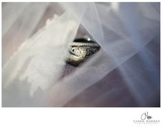 Cassie Madden Photography   Wedding Photography   Wedding Details   Ring Shot   Engagement Ring   Wedding Ring   Veil   North Texas Photographer