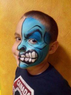 Maquillaje de Fantasía Profesional❤ Animaciones Infantiles para Fiestas con Animadores para niños en Madrid, Valencia y Castellón para Cumpleaños y Comuniones a domicilio con Juegos, Actividades, Payasos e Hinchables