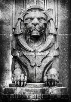 Gate Keeper - Lions Gate Bridge in Vancouver, B. North Vancouver, Vancouver Island, Statues, Dragons, Lions Gate, O Canada, Art Deco Design, Photos, Pictures