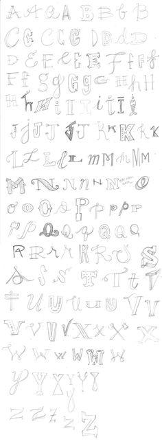 Hand-Lettering | Pra