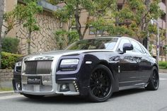 the ghost <3 i don't need a boyfriend, just give me a rolls royce
