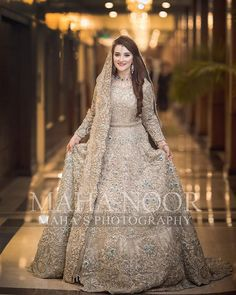 Bride of the day MUA Huma Wajahat Source by dresses muslim