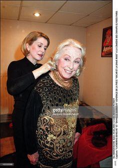 Photo d'actualité : Catherine Deneuve and 'Danielle Darrieux' Preview...
