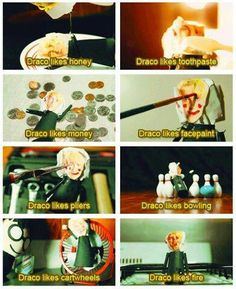 """Potter puppet pals  Luv the Draco song! From """"Draco puppet"""""""