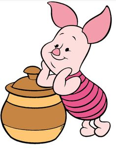 Winnie The Pooh Pictures, Winnie The Pooh Quotes, Winnie The Pooh Friends, Cartoon Coloring Pages, Coloring Books, Whinnie The Pooh Drawings, Drawing Stencils, Rose Flower Wallpaper, Disney Clipart