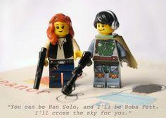 Like in the Sky. - bookishdaria: (x) These Eleanor and Park Lego. Han Solo and Boba Fet Eleanor And Park, Captive Prince, Teenage Love, Rainbow Rowell, Fandoms, Best Novels, Fictional World, Book Nerd, Hush Hush