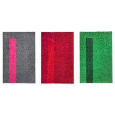 LIAMARIA Door mat - IKEA   $12.99   1 ft 8 in x 2 ft 7 in