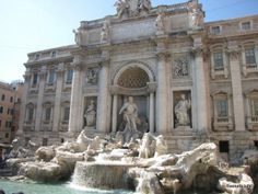 10 Things To Show Your Kids (& You) At The Trevi Fountain via @StaceyVeikalas