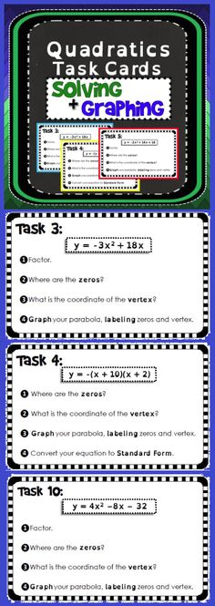 Vertex Schmertex Vertex Form Quadratics Pinterest Students