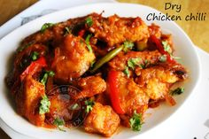 chicken chilli dry recipe indian or chinese
