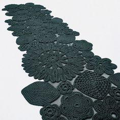 crochet rug fabulousness