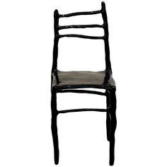 """Clay"" chair by Maarten Baas"