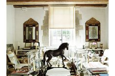 Hubert de Givenchy, en su mansión del Loira | Galería de fotos 6 de 11 | Vanity…