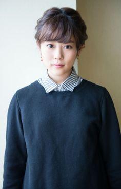 Mitsuki Takahata , Takahata Mitsuki (高畑充希) Japanese Beauty, Japanese Girl, Asian Beauty, Beautiful People, Beautiful Women, Japan Model, Kawaii, Retro Hairstyles, Actor Model