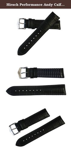 Hirsch Performance Andy Calfleather Alligator Embossed Rubber Lining Watch Band Strap BLACK / BLUE 20mm. The Andy watchband is made of high-quality calfleather with alligator embossing and HIRSCH Premium Caoutchouc core. This cheeky fresh style in high quality, alligator embossed Tuscany calfskin. The bracelet end, combined with the colourful edge lend Andy a touch of extravagance. A carefree, fresh, eternally young fashion statement. In addition, the special geometry and superior grooves…