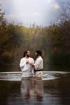 Baptism - Mark Marby, Reflections of Christ
