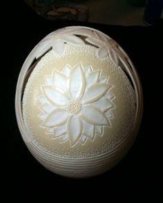 Egg Shell Carving | Egg-Carving